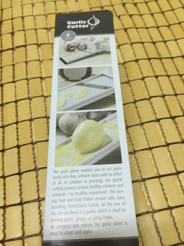 Shop Wonder 德國Garlic Cutter蒜頭調理好神器 使用分享 一器在手,無腦解決蒜蒜問題! 中式料理 民生資訊分享 自己動手做! 飲食集錦