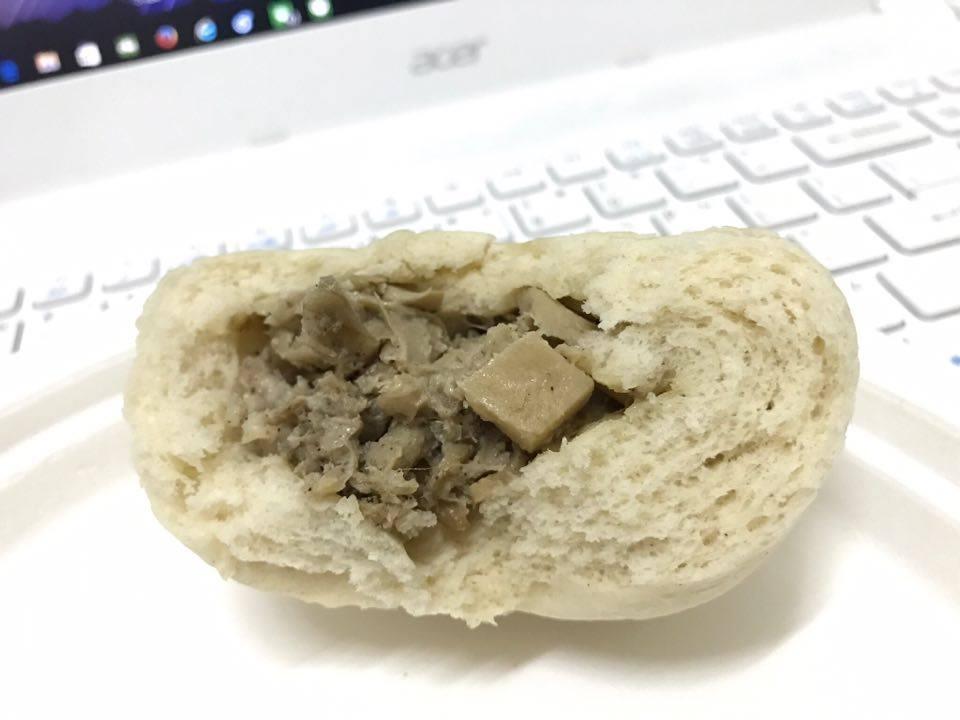 糙米活菌鮮肉竹筍包 楓康超市必買好物~活菌豬的豬肉絲毫不腥,大粒鮮甜筍塊 小資/銅板早點好選擇 中式料理 健康養身 飲食集錦