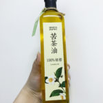 連淨 acon pure 員木山茶油 吃好油,沒理由!有生產履歷的優質油品!