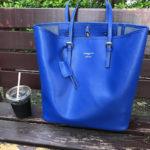 受保護的文章:FORZIERI/福喜利時尚購物流程分享 & LE PARMENTIER 藍色女用托特包開箱 實用、耐看的高級皮件,明媚亮麗的寶藍襯得很適合夏天熱鬧活潑的氣息呢!