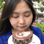 禮坊RIVON 白雪森林蛋糕捲 口感樸實的巧克力蛋糕捲 順口的香氣令人一口接一口 經典恆久遠的美味