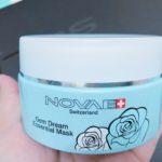 facial mask-Novae Plus 法國楉薇寶石煥膚絲絨凍膜 怎麼動都不滴的好凍膜/好動膜,邊保養邊動起來,肥肥不上身唷~