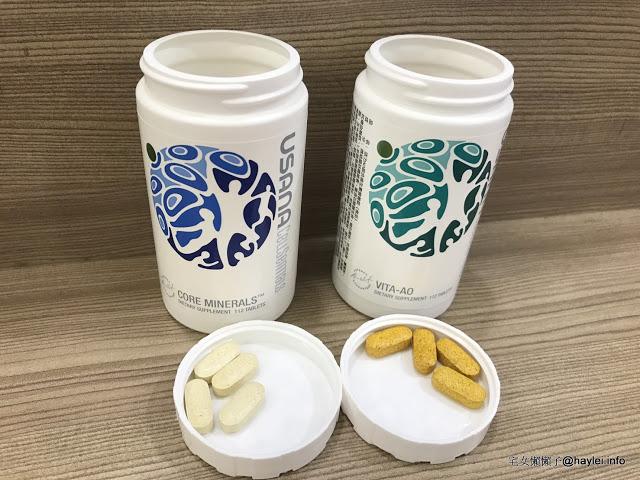 USANA優莎納 活力基本營養套裝-拒絕隱性疲勞,邁向健康人生! 健康養身 宅配食記 攝影 民生資訊分享