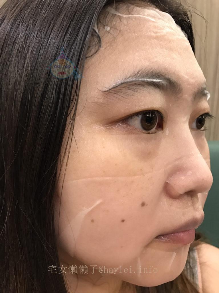 skincare/facial mask/Dreamhound/朵芮迷-仙人掌活水能量面膜-溫和潤澤肌膚,極度輕薄服貼,適合瓜子臉、鵝蛋臉或是桃子臉的妳~ 保養品分享 健康養身 攝影 民生資訊分享
