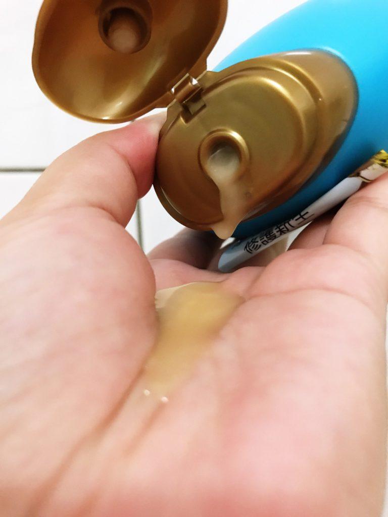 shampoo/OGX/摩洛哥堅果油新生修護洗髮精-秋冬用這來預防髮質受損很不錯 保養品分享 攝影 民生資訊分享 美髮相關