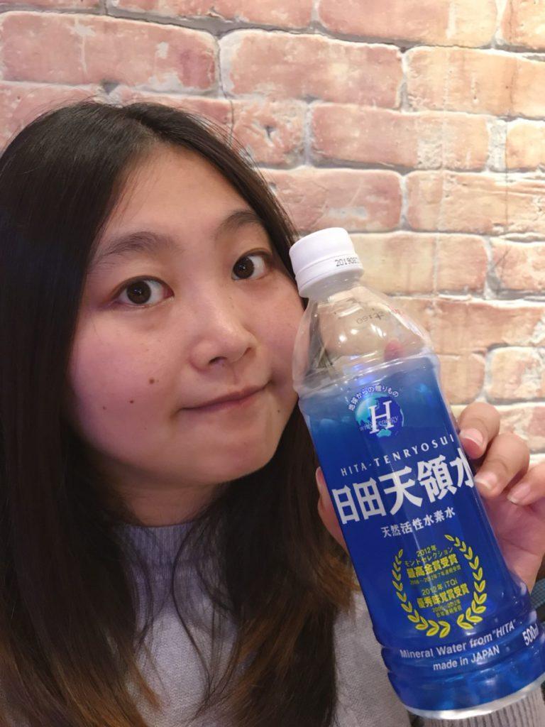 來自九州的奇蹟名水-日田天領水、膳食纖維茶,水甘甜、茶爽冽 宅配食記 攝影 民生資訊分享 飲食集錦