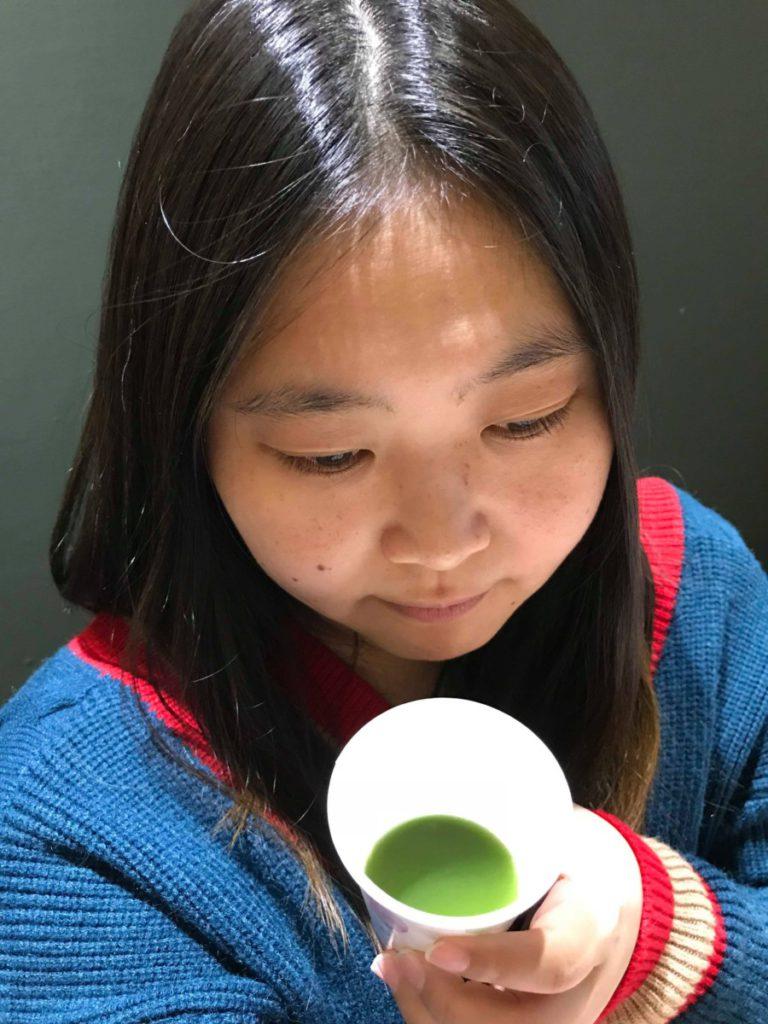 FABIUS 素果青汁 無草味的清新感 果味十足好好喝~ 健康養身 攝影 飲食集錦