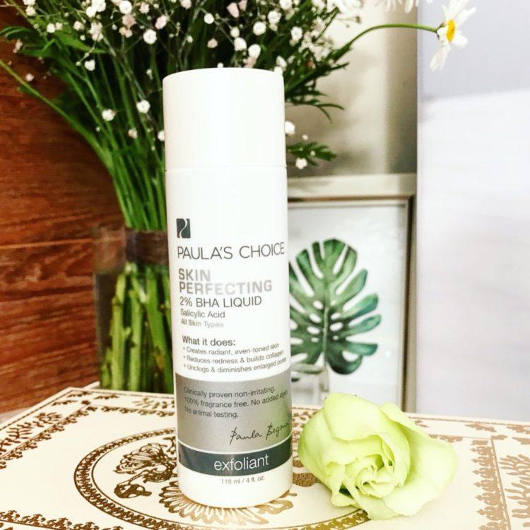 夏季激推的肌膚保養品-Paula's choice 寶拉珍選 2%水楊酸精華液 溫和代謝角質,還我平滑BABY肌 保養品分享 攝影 民生資訊分享