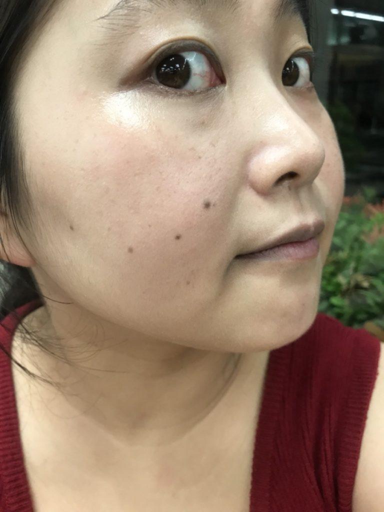 日系底妝-前所未有新體驗的水感果凍底妝,一上就有明亮好氣色->櫻特芮/INTEGRATE透潤柔光粉底凍 彩妝品分享 攝影 民生資訊分享