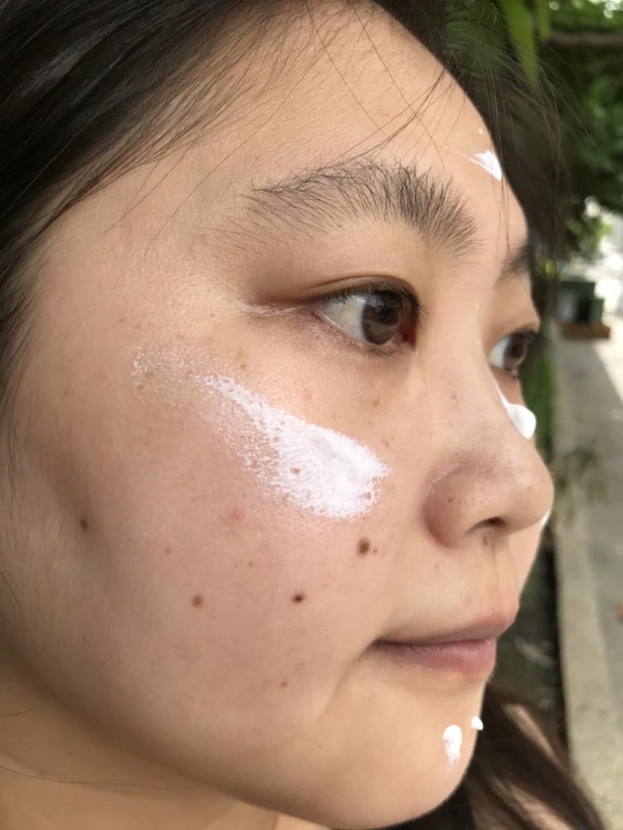 Roarise 雪肌美人UV Bright水感防曬乳 SPF35 PA++ 耐汗防水且低負擔感的日系防曬,薰衣草加持讓戶外活動更盡興 保養品分享 健康養身 攝影 民生資訊分享