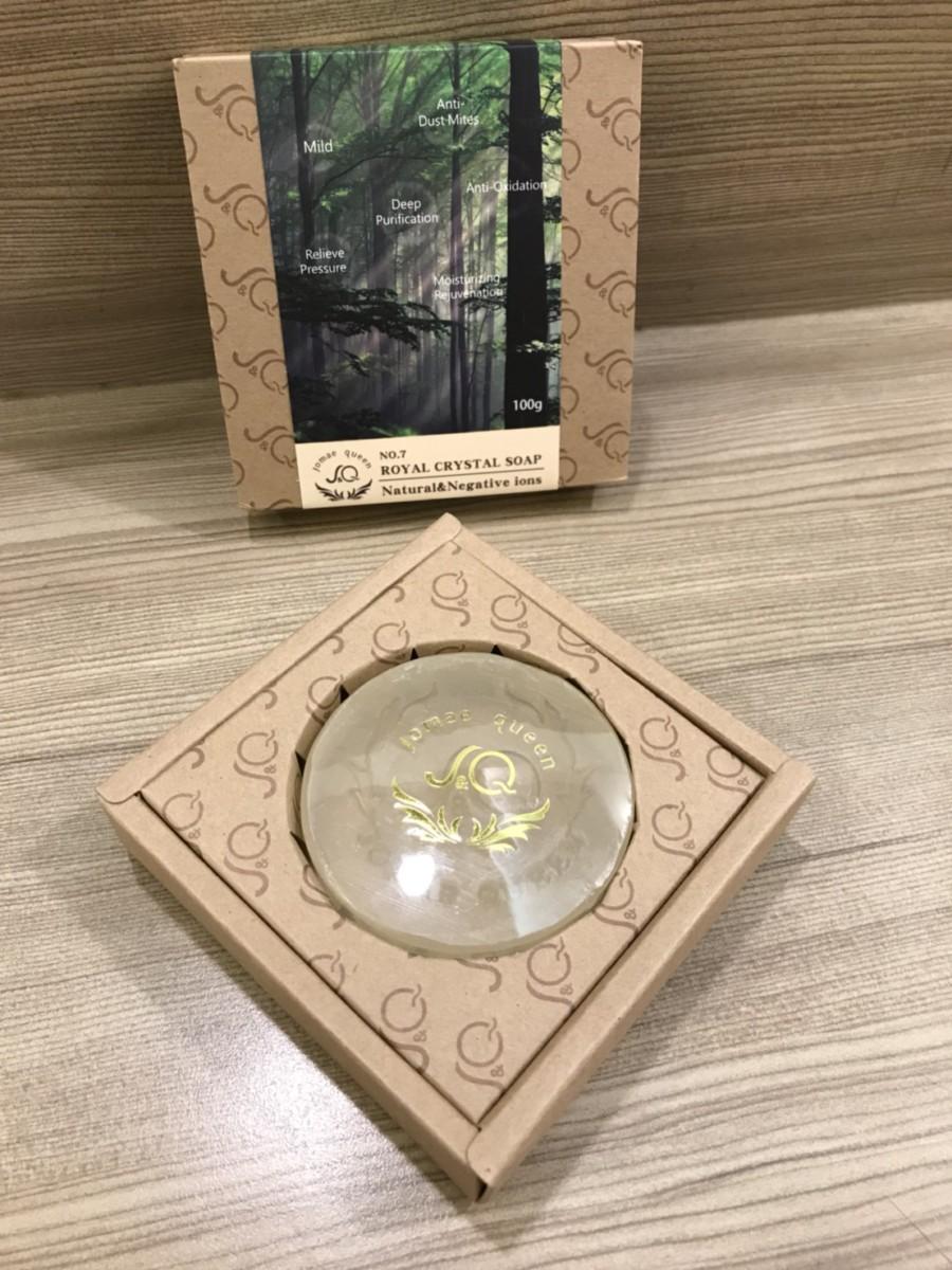 造美淨界-J&Q皇家水晶皂NO.7-芬多精美容皂,PH 5.5溫和洗淨不緊繃,提升肌膚淨透感的潔顏香皂 保養品分享 健康養身 攝影 民生資訊分享