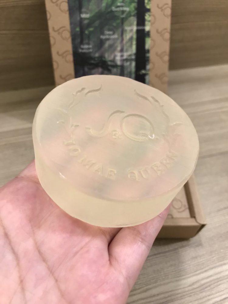造美境界-J&Q皇家水晶皂NO.7-芬多精美容皂,PH 5.5溫和洗淨不緊繃,提升肌膚淨透感的潔顏香皂 保養品分享 健康養身 攝影 民生資訊分享