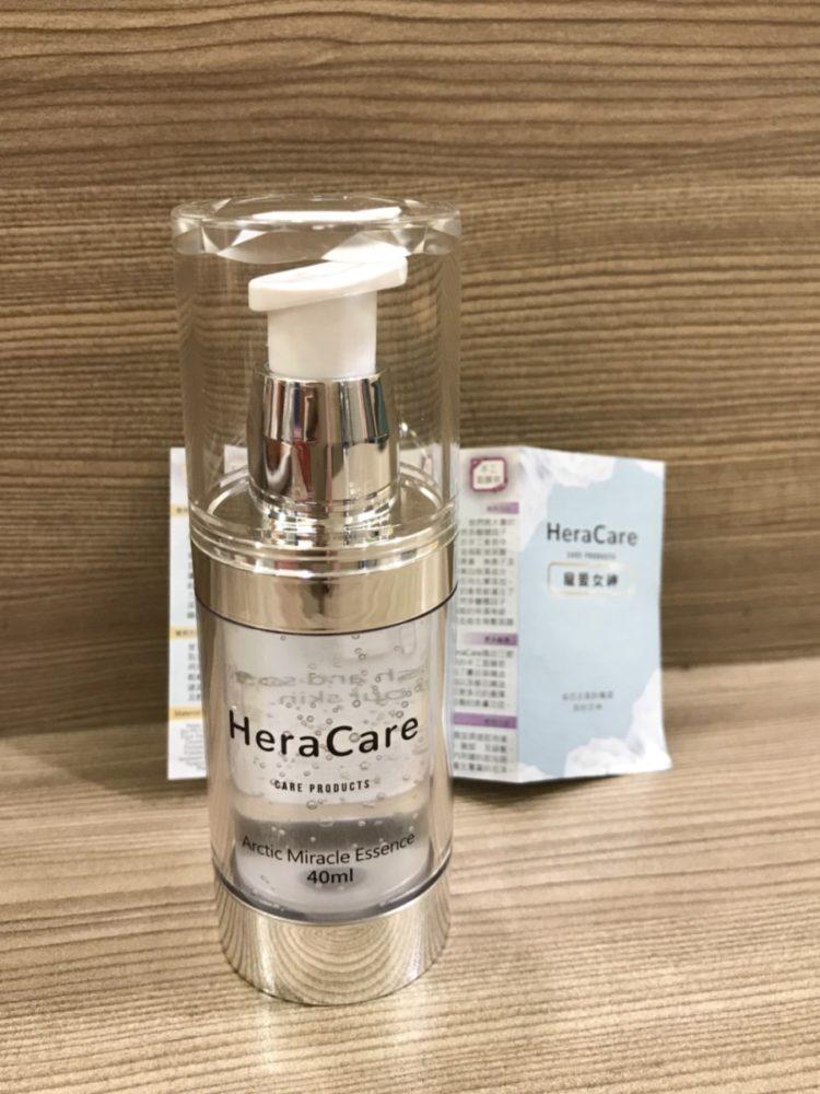 skincare/夏天保養/Hera Care 極緻奇蹟精華液/Arctic Miracle Essence 舒適好用的保濕精華,保濕做的好,透亮沒煩惱 保養品分享 攝影 民生資訊分享