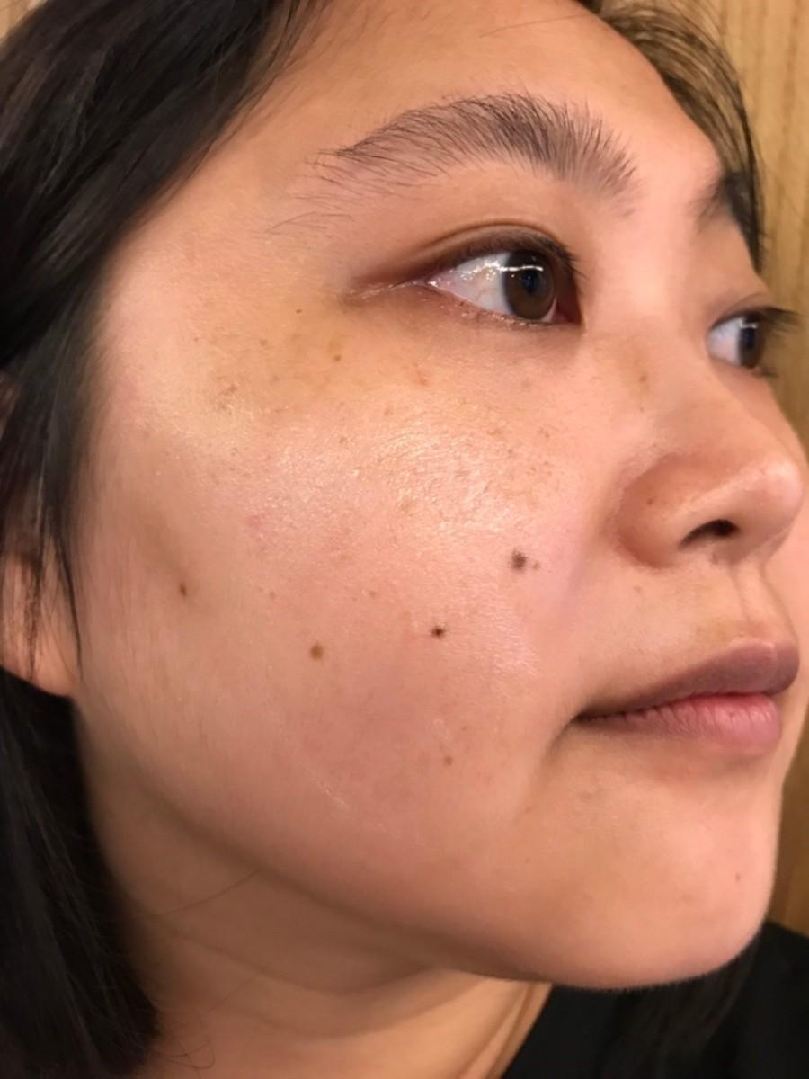 IOMA 2018新品 無痕漾采激亮精華Vitality Shot-質地好吸收,混搭多用途,為保養品或底妝注入光采,讓肌膚更透亮的前導精華液 保養品分享 彩妝品 彩妝品分享 攝影 民生資訊分享