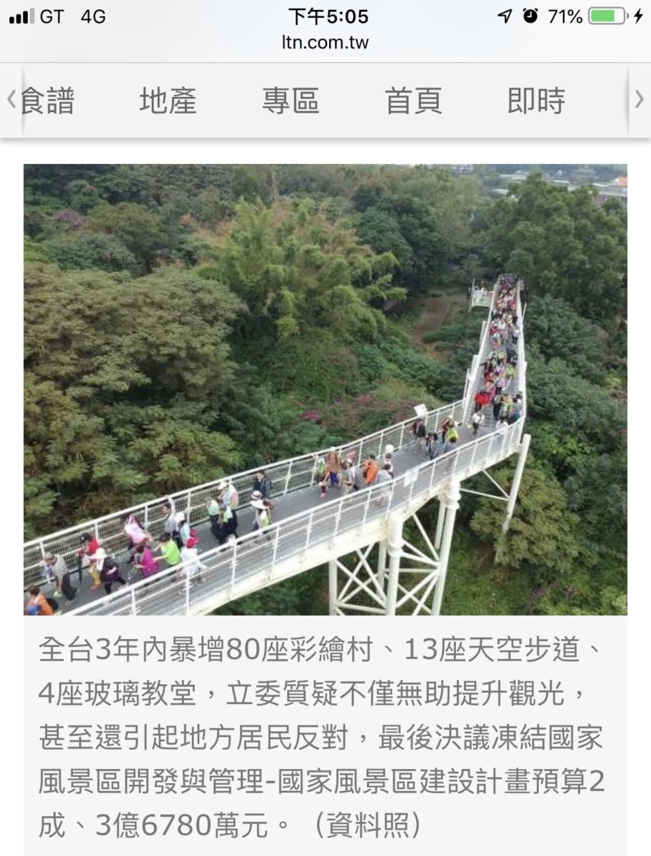 有感而發~台灣觀光景點同質性高的反思 未分類