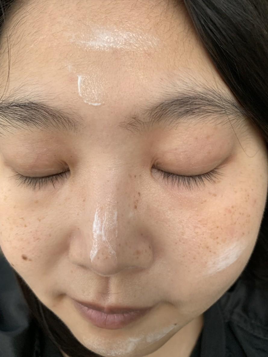分子酊全能修護精華霜炒雞滋潤,保護膜槓槓的,DF美肌醫生呵護冬天的我! 保養品分享 彩妝品 彩妝品分享 攝影 民生資訊分享