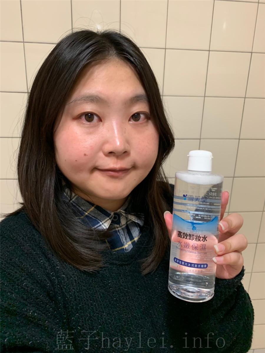 雪芙蘭卸妝水推薦/水嫩保濕高效卸妝水-加拿大冰河泉水添加,水感無油的清爽潔淨力,讓卸妝、清潔、保養一瓶搞定~ 保養品分享 彩妝品分享 攝影 民生資訊分享