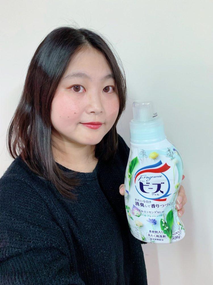 日本花王Beads植萃香氛洗衣精-澄淨森林香 好用的日本衣物專屬輕香水,洗衣精跟柔軟精不用再單獨買了! 保養品分享 健康養身 攝影 民生資訊分享
