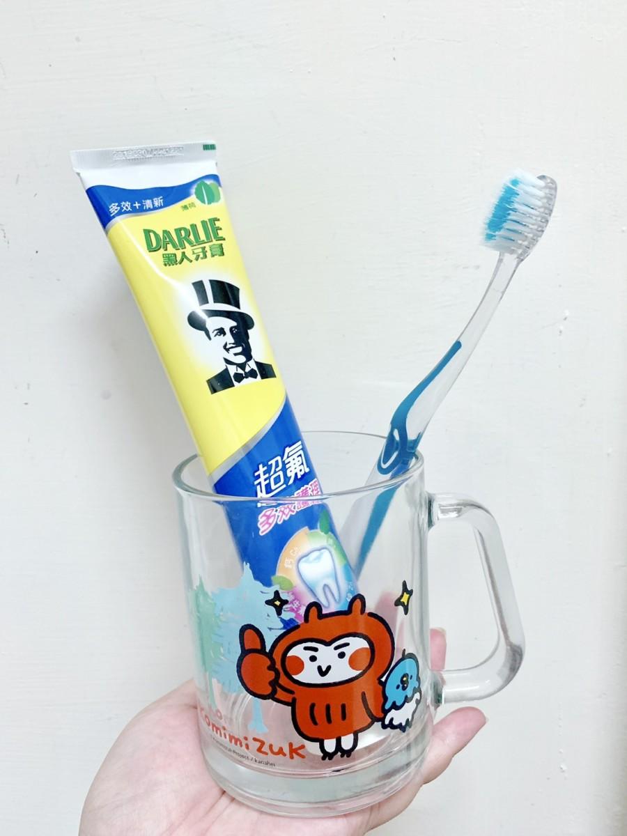 家樂福超值好物推薦-黑人牙膏 X Komimizuk 限量組,可愛又實用的生活好物,常讓心情愉悅,身體也更能放鬆唷~ 攝影 民生資訊分享