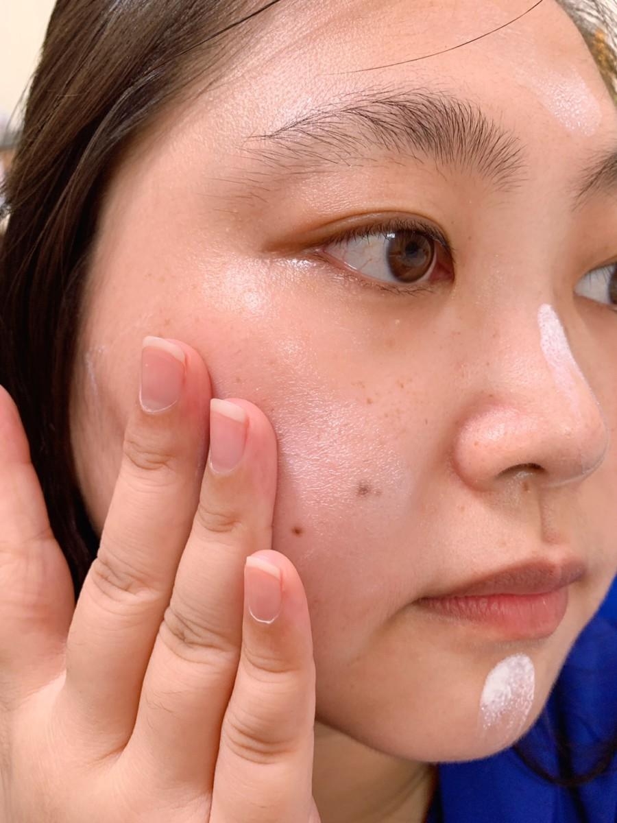 混合肌推薦/SOFINA jenne 透美顏系列-飽水控油雙效水凝乳液、飽水控油雙效日間防護乳,保濕、防曬一把抓,適用混合肌的極簡夏日美白保養組! 保養品分享 彩妝品 彩妝品分享 攝影 民生資訊分享